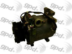 A/C Compressor-New Global 7512070