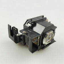 NEW Projector Lamp ELPLP34/V13H010L34 W/Housing for EPSON EMP-62/EMP-62C/EMP-63