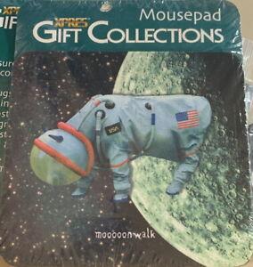 "XPRES Gift Collections COW PARADE 2001 ""MOOOOONWALK"" Computer Mousepad - NEW!"