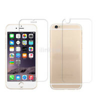 New Front and Back Tempered Glass Screen Protector Film Guard For iPhone 8 8Plus