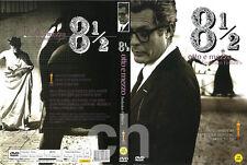 8 1/2 (1963) - Federico Fellini, Marcello Mastroianni, Claudia Cardinale DVD NEW