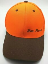 TREO RANCH (OR) orange / brown adjustable cap / hat