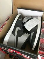 "DS Air Jordan 1 Retro High OG ""Shadow"" (2013) Basketball Shoes Classic Size 10.5"