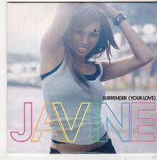(FG15) Javine, Surrender (Your Love) - 2003 DJ CD