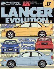Mitsubishi Lancer Evolution #1 Tuning & Dress-up Japanese Mechanical Book