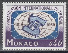 Monaco Nr. 956** 50 Jahre ILO