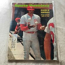 Dick Allen Sports Illustrated June 12 1972, with label Chicago Baseball  BAGGED