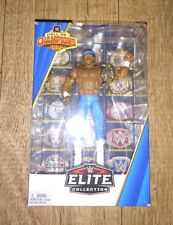 WWE RON SIMMONS HALL OF CHAMPIONS ELITE MATTEL FIGURE EXCLUSIVE SEALED