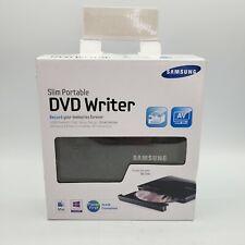 Samsung Slim Portable DVD Writer SE-208