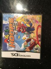 Mario Hoops 3 On 3 - Nintendo DS Brand New Factory Sealed