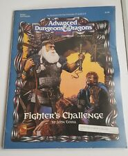 Fighter's Challenge (Advanced Dungeons and Dragons)