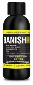 Supreme Growers Banish 2oz Concentrate Mildew Control Makes 15 Gallons RTU
