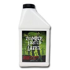 Clear Liquid Zombie Latex 16oz, Liquid Latex Fashions