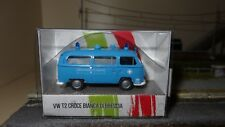 "Blackstar BS00055 Volkswagen T2 Blue "" cross White"" of Brescia Scale Ho 1:87"