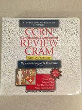 CCRN Certification Examination Review CRAM CD- Laura Gasparis Vonfrolio RN, PhD
