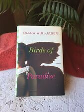 Birds Of Paradise By Diana Abu-Jabar Signed First Edition