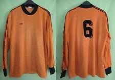 Maillot Vintage Adidas Ventex Couleur Hollande Porté Shirt Football Jersey - L