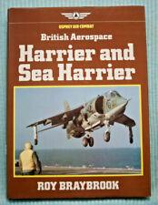 British Aerospace Harrier and Sea Harrier - Ray Braybrook - Hardbound - Osprey