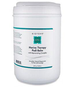 Biotone Massage & Spa Marine Therapy Pedi Balm 60oz Jar
