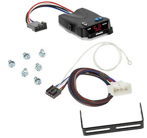Trailer Brake Control for 16-21 Tacoma 15-17 Tundra w/ Wiring Adapter Module Box