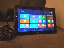 SURFACE PRO 1 WINDOWS 8 TABLET SSD128, 4GB  W/ ADAPTER - VERY CLEAN