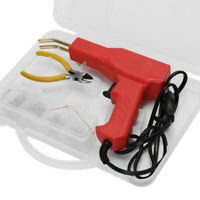 Handy Plastics Welder Garage Tools Staple PVC Repairing Machine Hot Stapler 110V