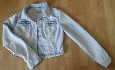 New Look Waist Length Denim Casual Coats & Jackets for Women