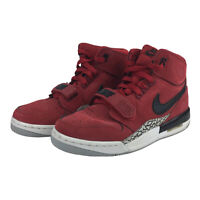 Nike Air Jordan Legacy 312 Toro Varsity Red AT4040 601 Size 7Y In Good condition