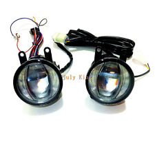14W LED DRL + 24W Fog Lamp for Ford Honda Suzuki Opel Acura Citroen Mitsubishi