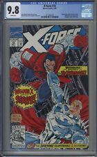 X-Force # 10 CGC 9.8