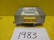 HONDA ODYSSEY Chassis Brain Box Air Bag (center dash) 99 00 01
