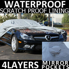 2008 2009 Porsche 997 911 TURBO 4LAYERS WATERPROOF Car Cover
