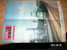 ** Notre Metier La vie du Rail n°346 Gare de Lyon Bricquebec Marseille maritime
