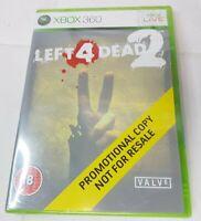 Left 4 Dead 2 (Microsoft Xbox 360, 2009) - SEALED, BRAND NEW