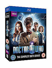 Doctor Who - Complete Sixth Series - 6 Disc Blu-ray Set - Brand New Still Sealed
