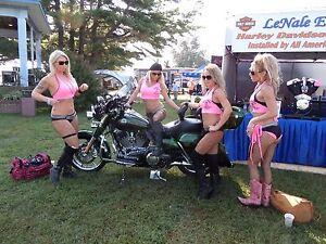 LeNale Cooling Fan for Harley Davidson - Black or Chrome