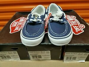 Vans Zapato Del Barco Navy/True White