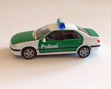 Peugeot 406 Polizei, HERPA, 1:87