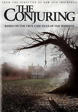 The Conjuring (DVD, 2013, Includes Digital Copy UltraViolet)