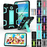 """Shockproof Stand Case Cover For Samsung Galaxy Tab A E S3 8.0"""" 9.7""""10.1""""10.5"""""""