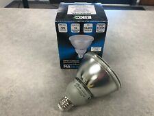 EiKO 15W CFL PAR30LN Flood 120V 4100K Long Life