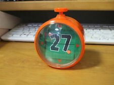 Dragon Ball Dragon Radar Daily pad calendar  orange capsule corp  used japan