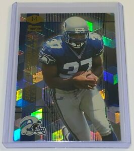 2000 Collector's Edge Masters Rookies /2000 Shaun Alexander #MR29 NFL Rookie RC