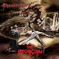 THUNDERSTEEL (Serbia) - The Exorcism CD Heavy/Speed Metal Serbian Underground