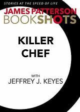 New Audio Book James Patterson BookShots KILLER CHEF Unabridged CDs