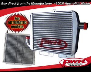 PWR Mazda BT50 Ford Ranger PJ PK 2006-2011 Intercooler Kit PWI6670A Automatic