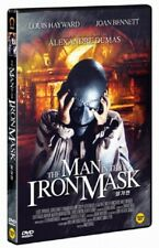 [DVD] The Man in the Iron Mask (1939) Louis Hayward, Joan Bennett *NEW