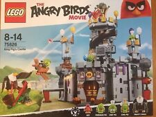 Lego 75826 The Angry Birds Movie King Pig's Castle Brand New
