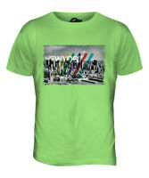 NEW YORK SKYLINE MENS T-SHIRT TEE TOP GIFTUSA ARCHITECTURE