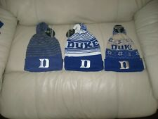 DUKE or UNC Winter Beanie - Toboggan Knit Hat, NWT, MSRP-$18.00